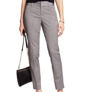 Banana Republic Jackson Fit Slim Ankle Trousers
